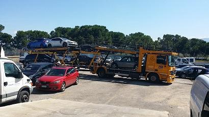 carroattrezzi per furgoni roma